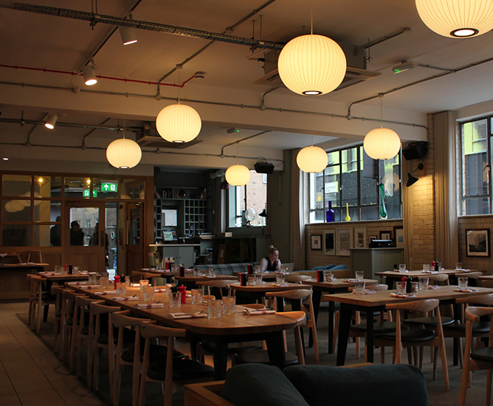 Private hire events forge co for Best private dining rooms west end